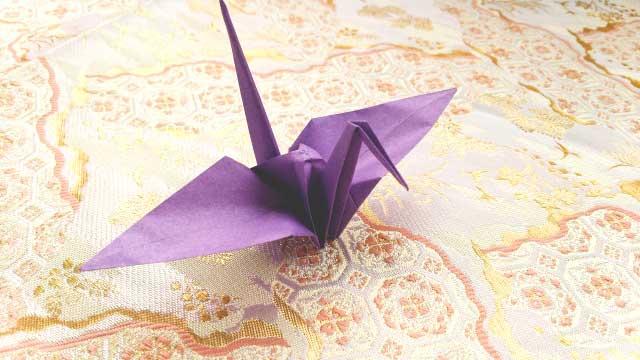 刀剣の折紙について